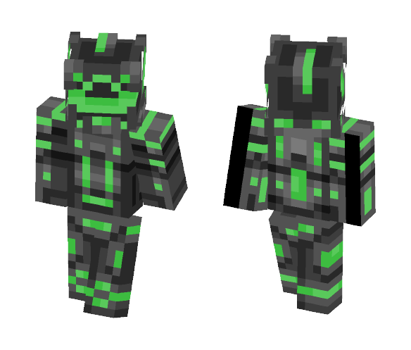 Furry | MK-1 - Male Minecraft Skins - image 1