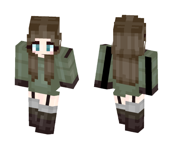 -=Random Skin=- - Female Minecraft Skins - image 1