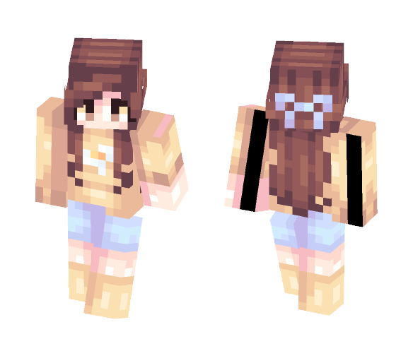 Your Eggselency - Female Minecraft Skins - image 1