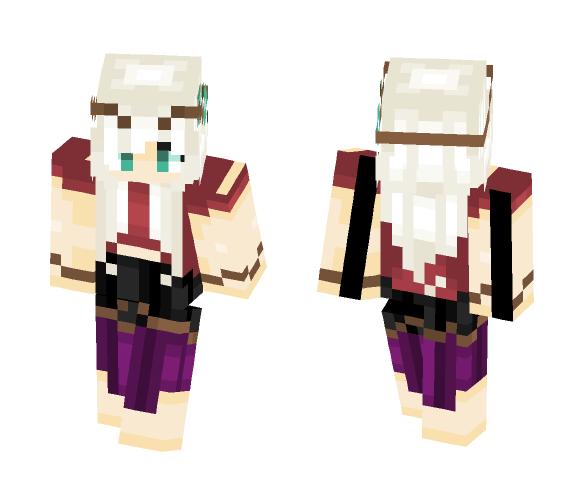 ✨ - Enchantress - ✨ - Female Minecraft Skins - image 1