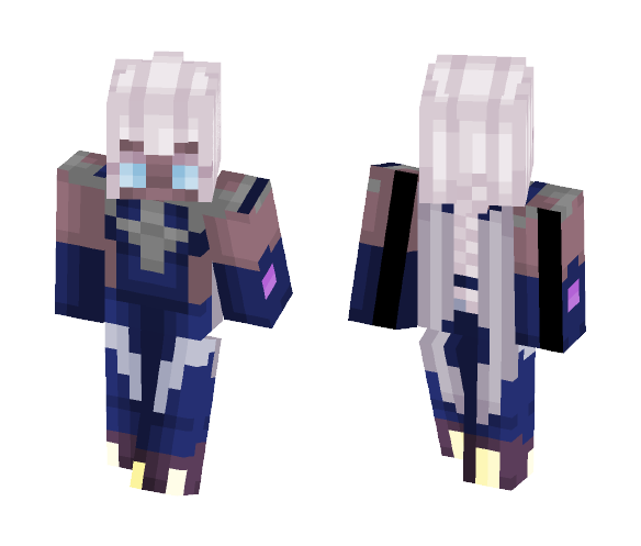 Karrie -- Request - Female Minecraft Skins - image 1