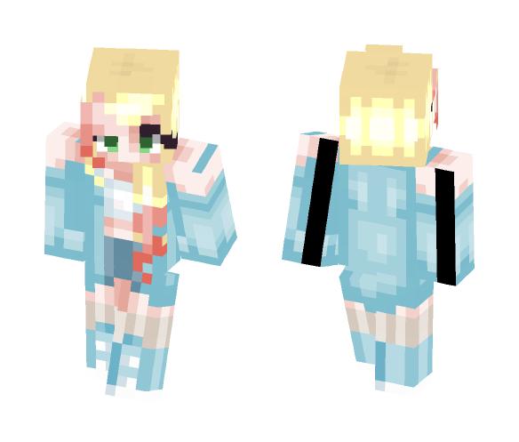 Fireflower500 - Fanskin - Female Minecraft Skins - image 1