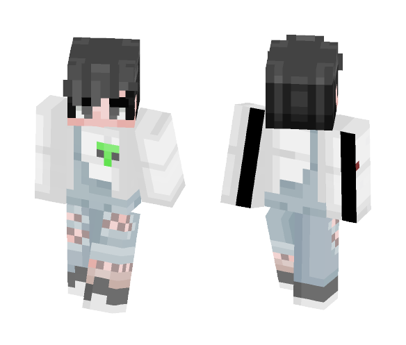 male version - Male Minecraft Skins - image 1