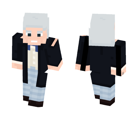 The First Doctor - Male Minecraft Skins - image 1