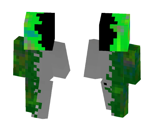 Duo Green/Grey - Other Minecraft Skins - image 1