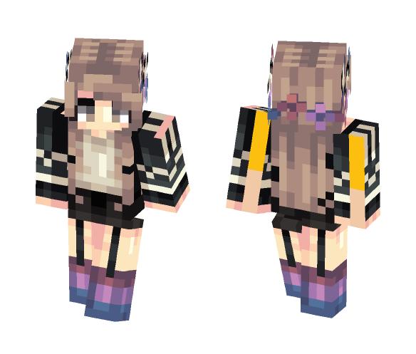 Leabi || Request - Female Minecraft Skins - image 1