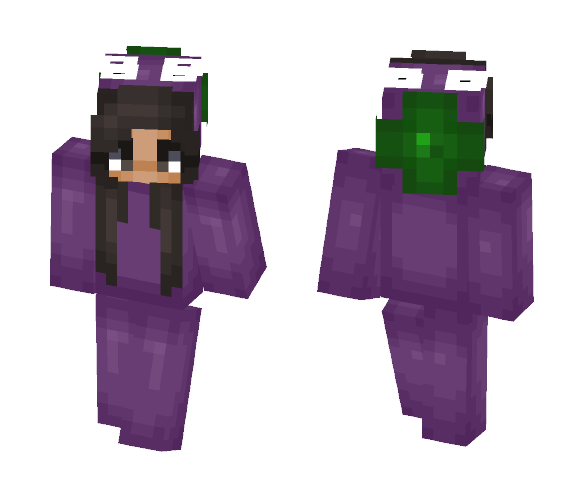 ♡♥♡ Egg plant ♡♥♡ - Interchangeable Minecraft Skins - image 1