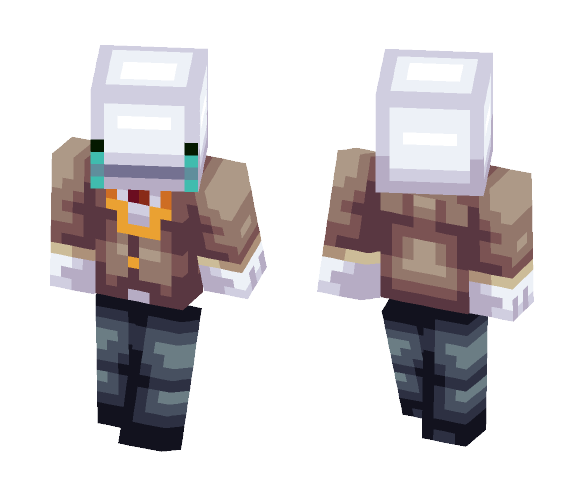 Hatty - Male Minecraft Skins - image 1