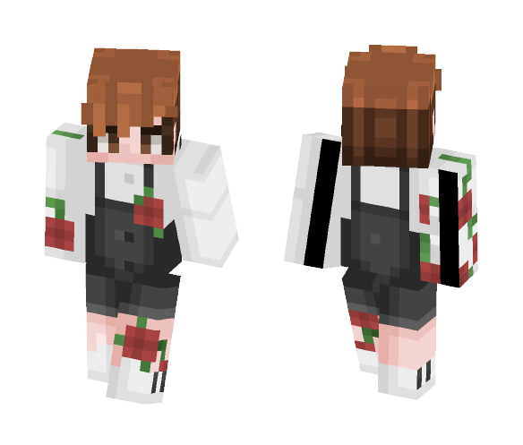 Flower Child. ???? - Male Minecraft Skins - image 1
