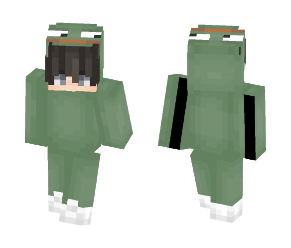§ Pepe skin § - Male Minecraft Skins - image 1