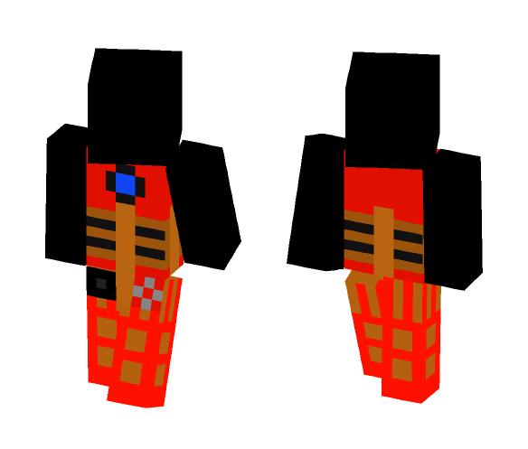 Supream Time War Dalek - Other Minecraft Skins - image 1