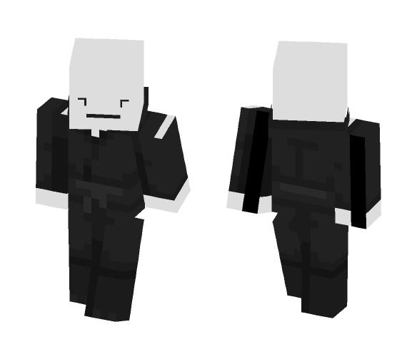 Black Robes / Ninja? Template - Interchangeable Minecraft Skins - image 1