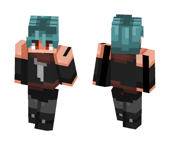 Fighting For You | Request - Male Minecraft Skins - image 1