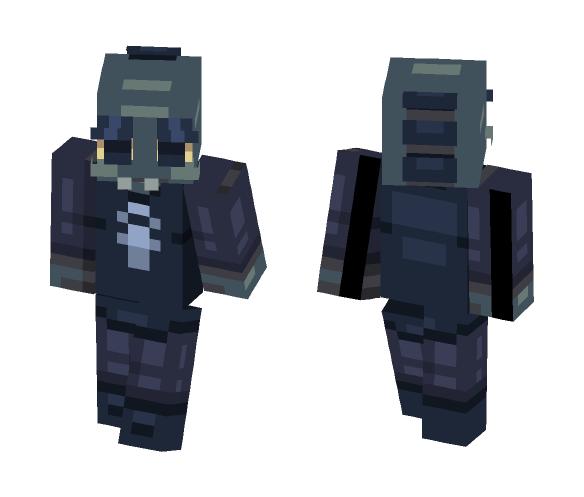 Bea -- ヅ Night in the Woods ヅ - Female Minecraft Skins - image 1