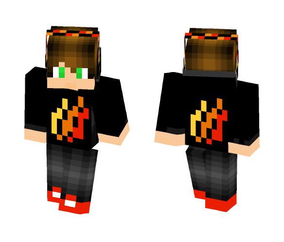 My skin - Male Minecraft Skins - image 1