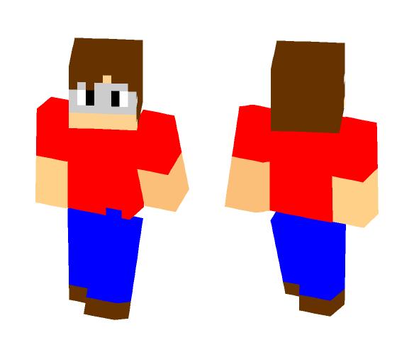 BrandonGames543 - Male Minecraft Skins - image 1
