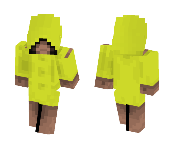 Six - Little Nightmares - Other Minecraft Skins - image 1