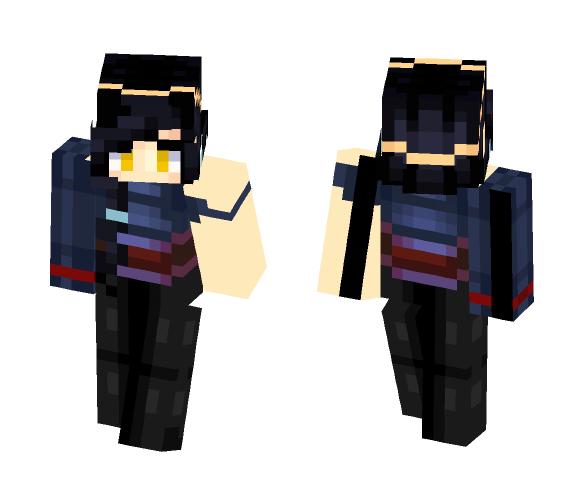 ~Atsuko Rei~{MC} - Female Minecraft Skins - image 1