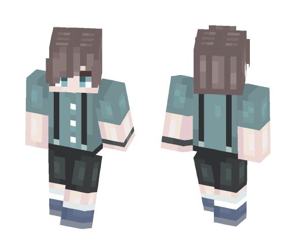 ♡ Daniel ♡ - Male Minecraft Skins - image 1
