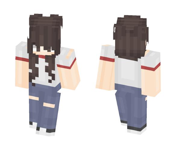 tired - Female Minecraft Skins - image 1