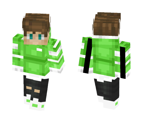 Mytox - Male Minecraft Skins - image 1