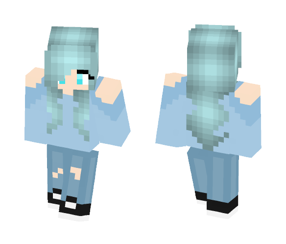 Katelyn Outfit - Female Minecraft Skins - image 1