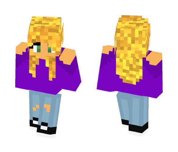 Jenna Outfit - Female Minecraft Skins - image 1