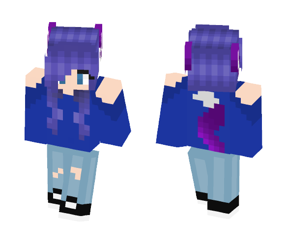 Dottie Outfit - Female Minecraft Skins - image 1