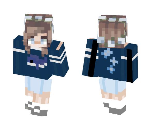 o whale - Female Minecraft Skins - image 1