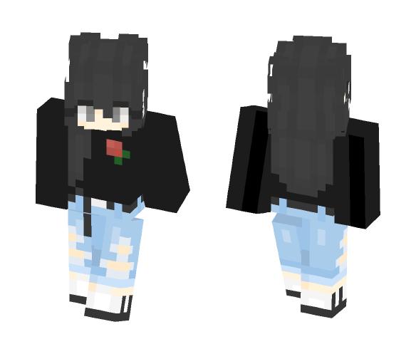 ~Roses~ - Female Minecraft Skins - image 1