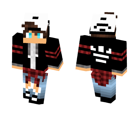 Sporty Kid - Male Minecraft Skins - image 1