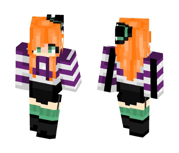 ⭐- Rune - ⭐ - Female Minecraft Skins - image 1