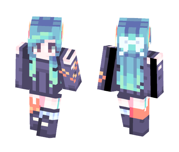 Believer - Female Minecraft Skins - image 1