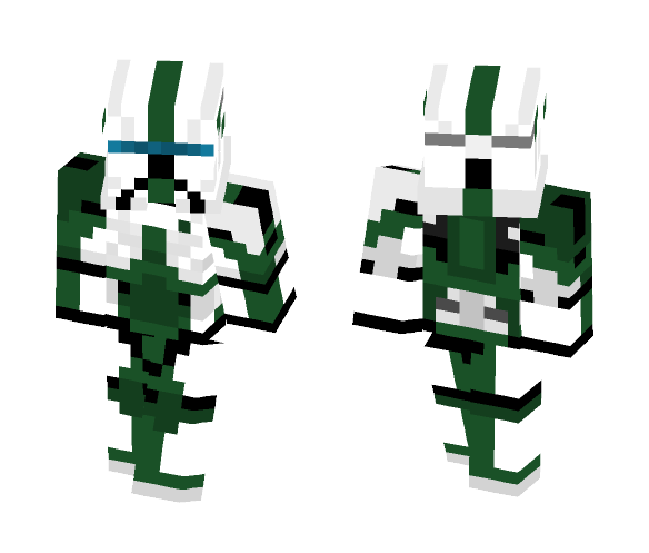 Clone Commando - RC-1140 (Fixer) - Male Minecraft Skins - image 1
