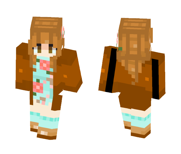 ???? ~ Rosie ~ ???? - Female Minecraft Skins - image 1