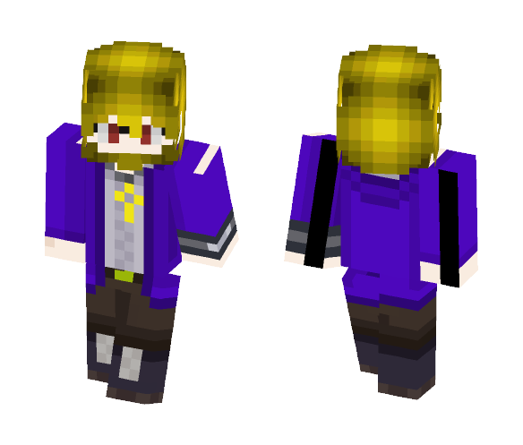 Zeke-Homeland - Male Minecraft Skins - image 1