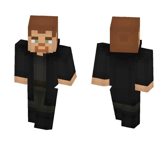 Captain Flint (Black Sails) - Male Minecraft Skins - image 1