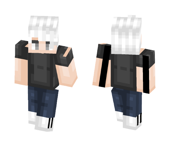 Skin request for xWanderinq - Male Minecraft Skins - image 1