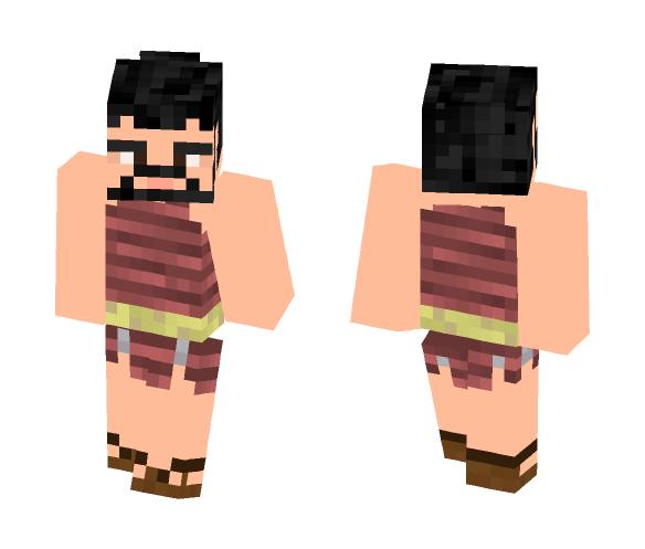 Kikuchiyo (Seven Samurai) - Male Minecraft Skins - image 1