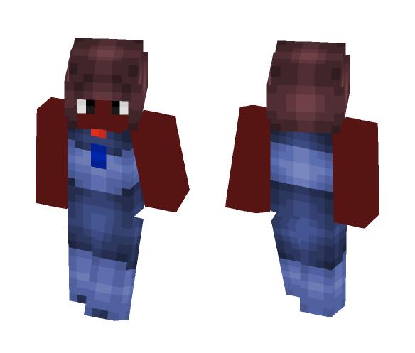 Blυe Dιαмoɴd Rυвy - Male Minecraft Skins - image 1