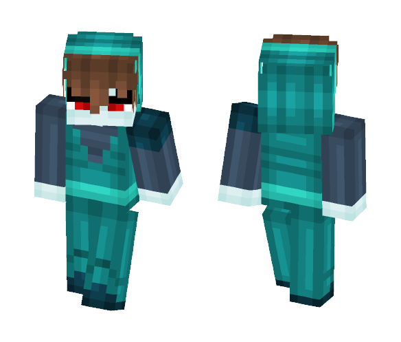 kirbopher - tome - Male Minecraft Skins - image 1