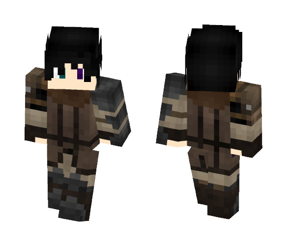 somthin - Male Minecraft Skins - image 1