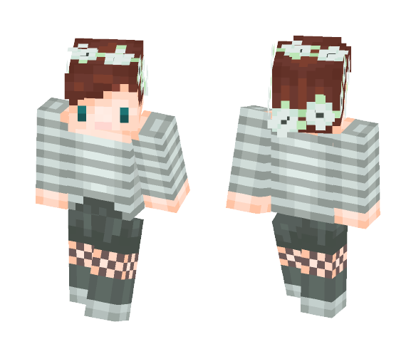 Luna - Female Minecraft Skins - image 1