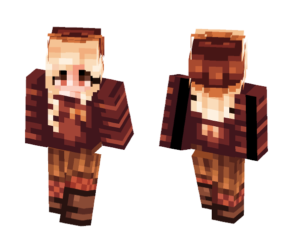 ☆ βενεℜℓγ ☆ OC Gates - Female Minecraft Skins - image 1