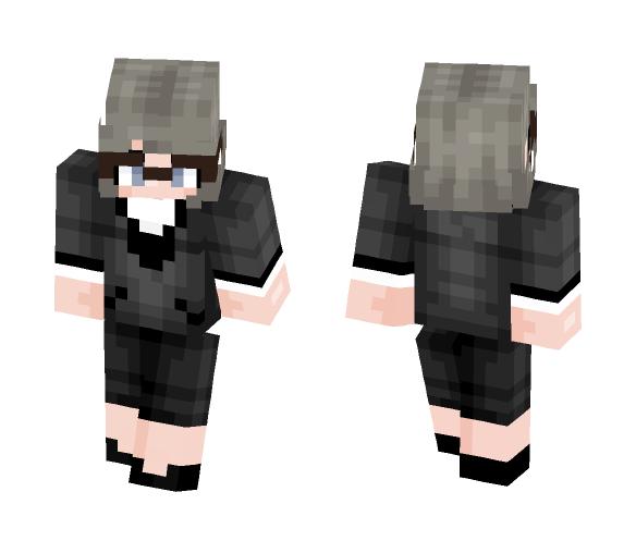 librarian - Female Minecraft Skins - image 1