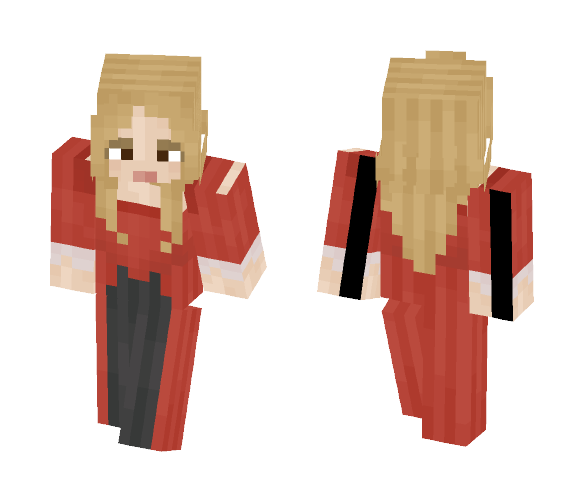 Noble Woman - Female Minecraft Skins - image 1
