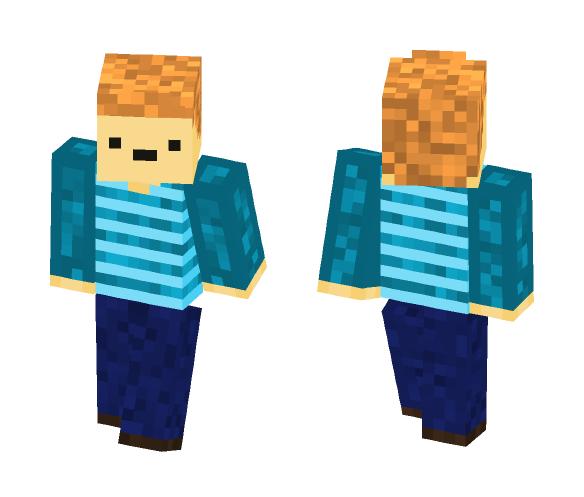 Kindergarten (the player) - Male Minecraft Skins - image 1