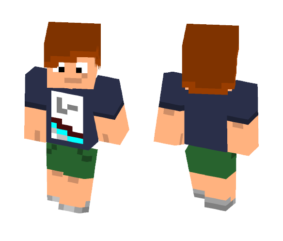 My New Skin - Male Minecraft Skins - image 1