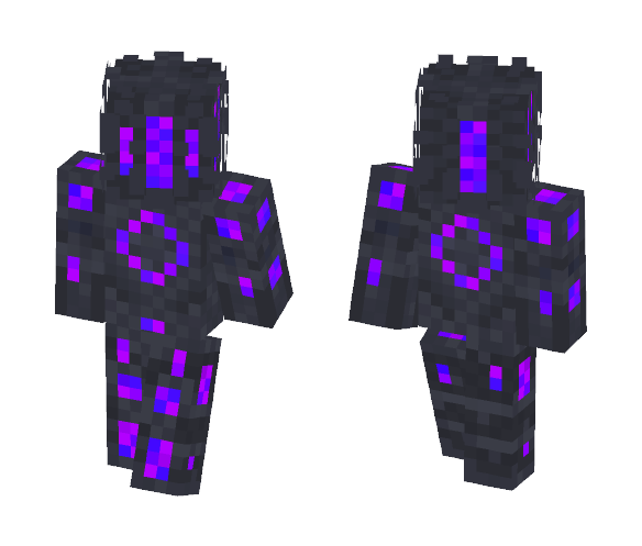 Corrupted Guardian - Other Minecraft Skins - image 1