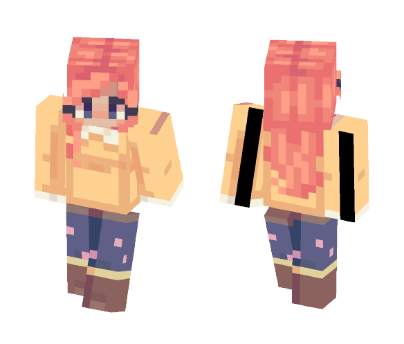 idk what im doing - Female Minecraft Skins - image 1